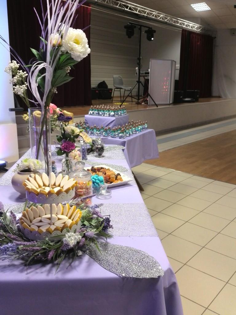 Célébration baptême et d'un mariage
